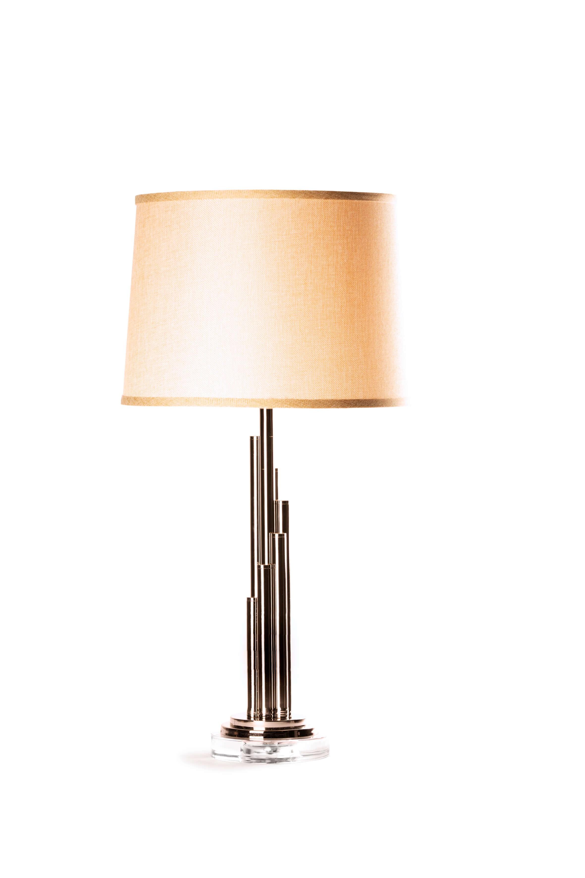 Lampe de chevet en inox - ZY-3190TL