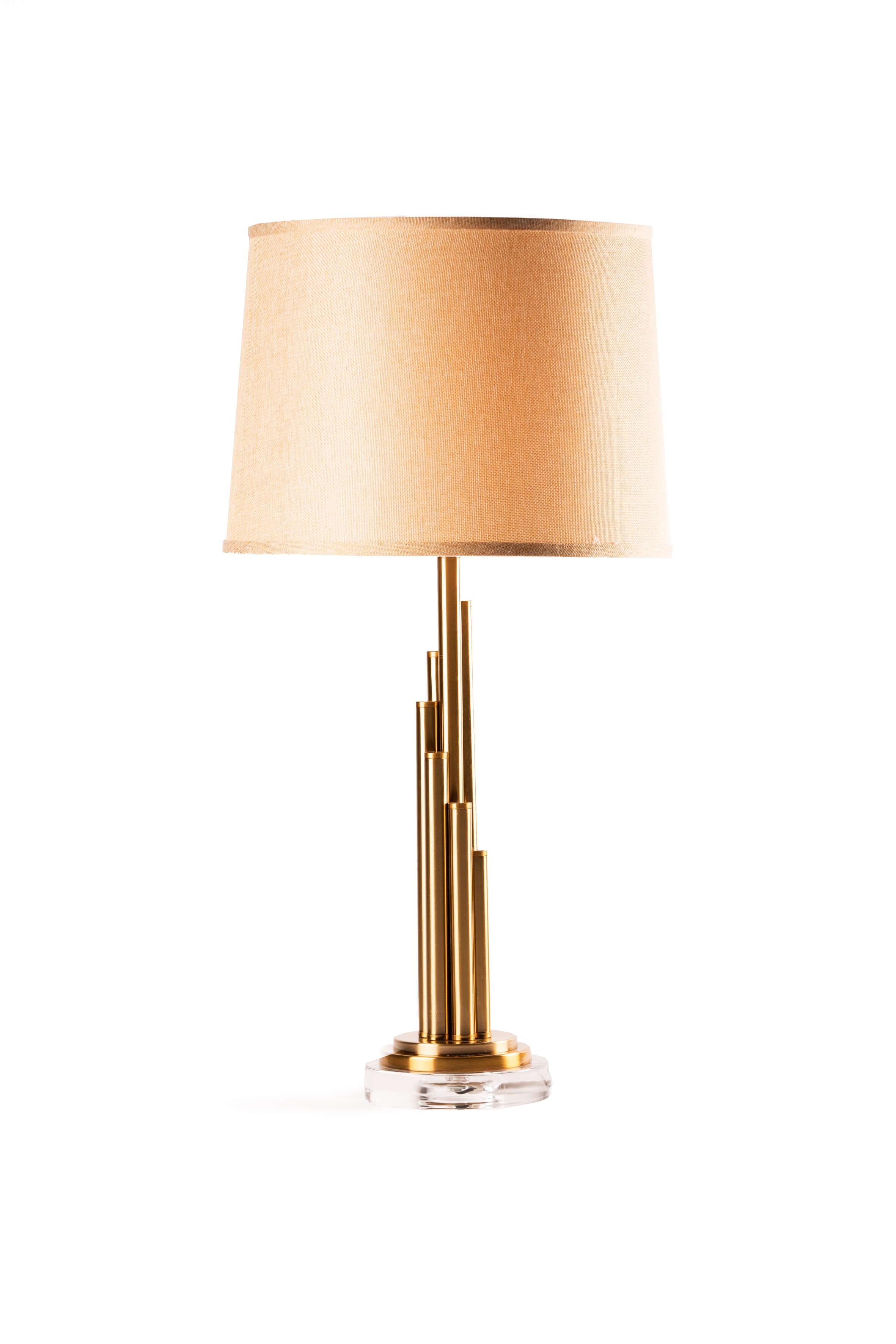 Lampe de chevet en laiton - ZY-3247TL